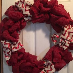 Other - Red Wreath
